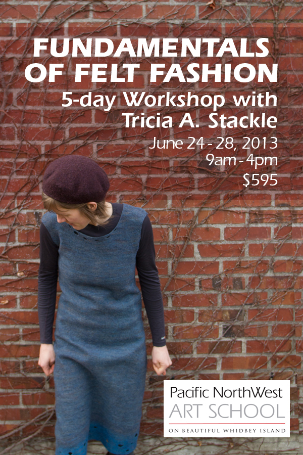 Stackle Feltmaking Workshop