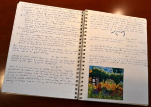 Studio Log book