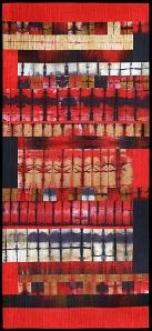 """Urban Red"" by Barbara Nepom"