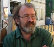 Michel Garcia, natural dyeing expert