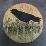 """""""Crow"""" by Gay Jensen"""