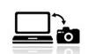 Camera to computer