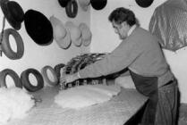 Master Hatmaker Gyula Mihalkó