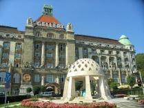 Hotel Gellért. Photo by Lezsakj.