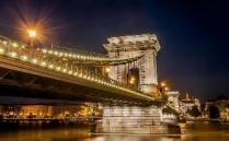 Chain Bridge. Photo by Wilfredo R. Rodrigez.