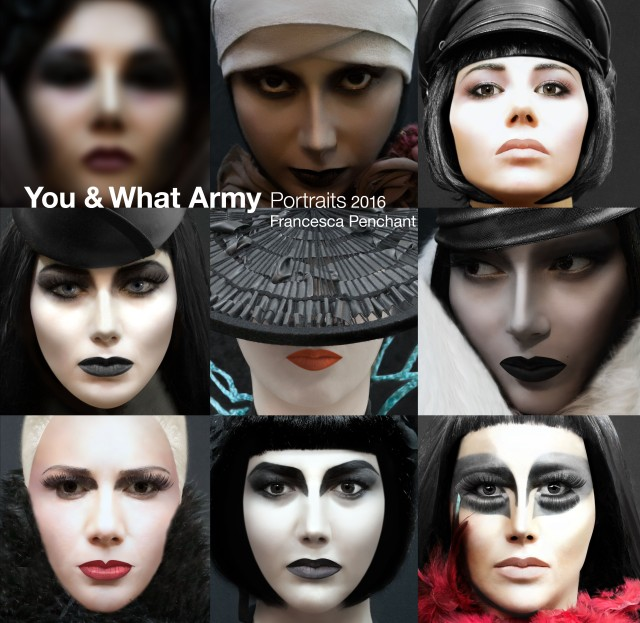 You & What Army_ Portraits 2016 Cover