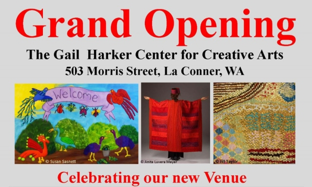 10 Gail Harker Center for Creative Arts Grand Opening