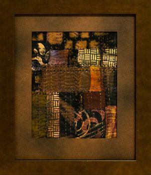 16 Quilt by Christina Fairley Erickson