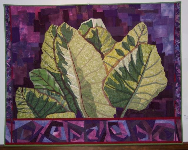 01_Leaves at Dawn by Deborah Ann