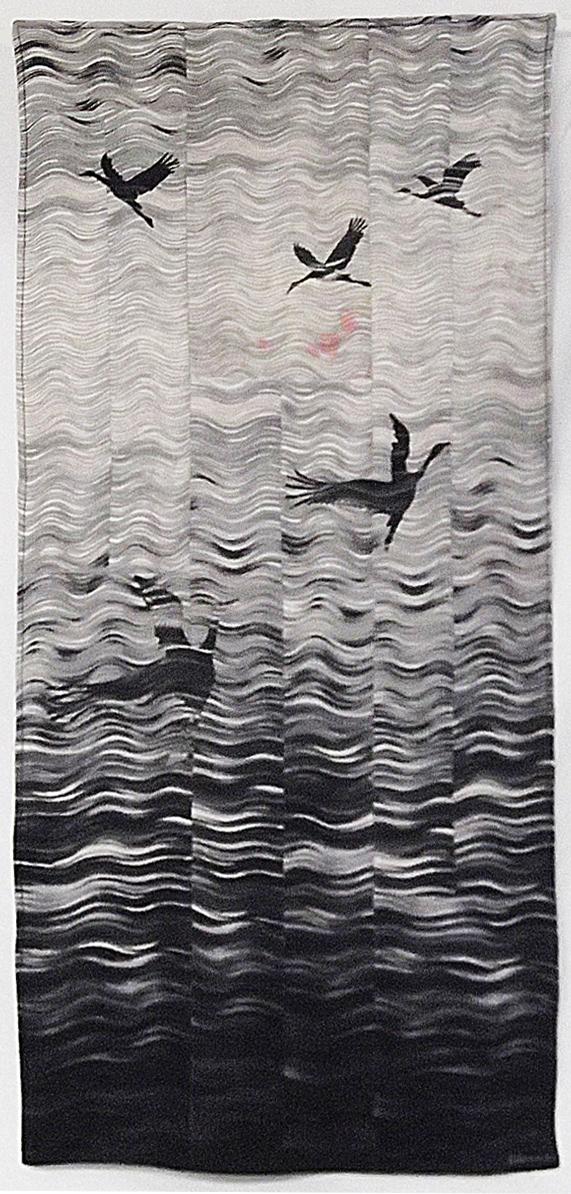 02_Winter Cranes by Deborah Ann
