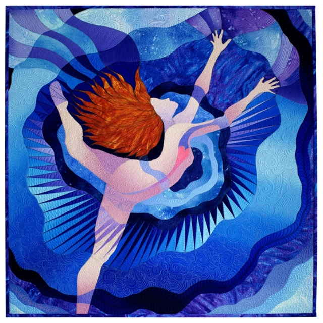 08-DancingThroughTheBlues by Caryl Bryer