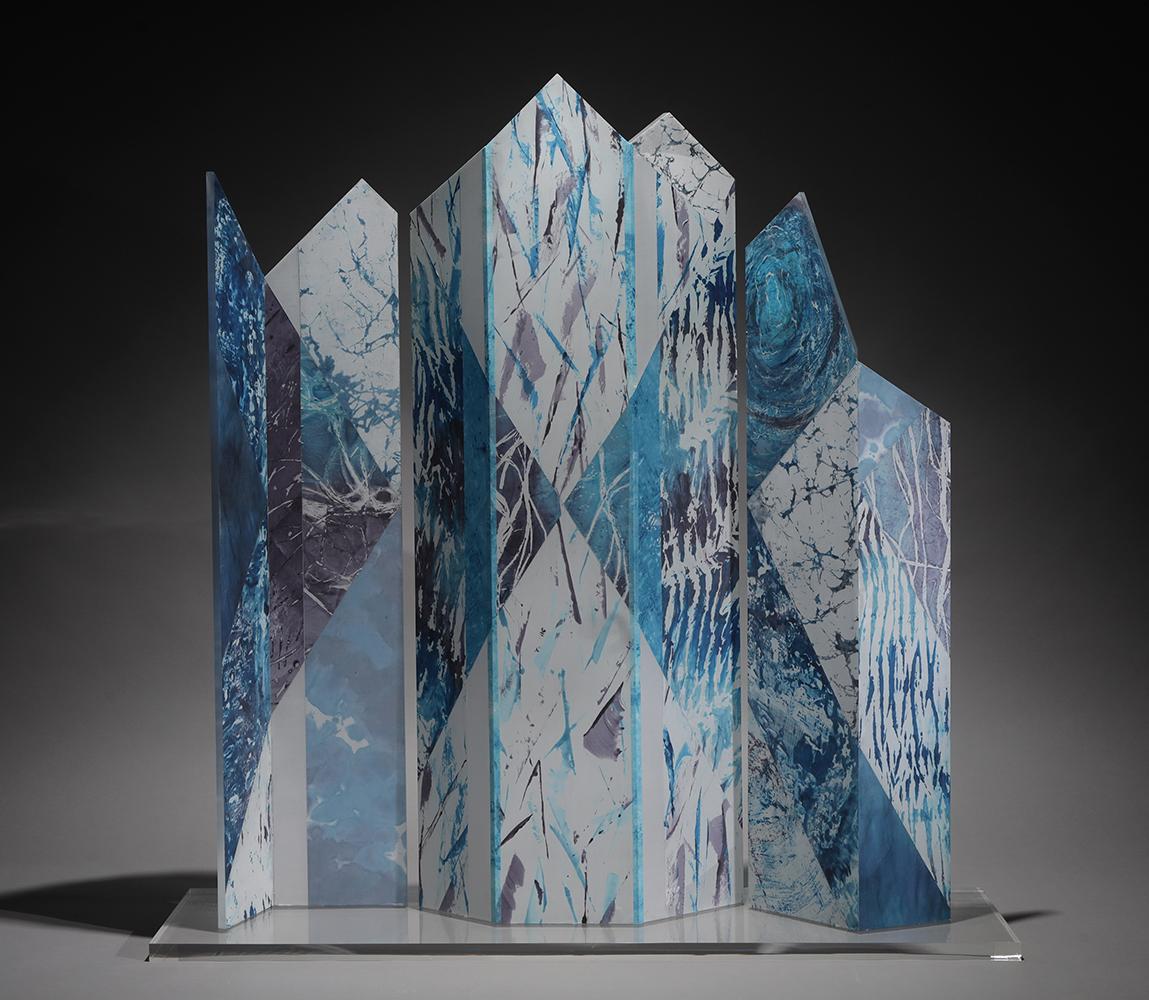 25-GlacierCathedral by Barbara Matthews