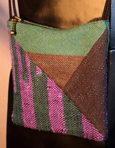 purse from scraps